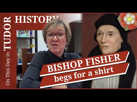 December 22 - Bishop Fisher Begs For A Shirt