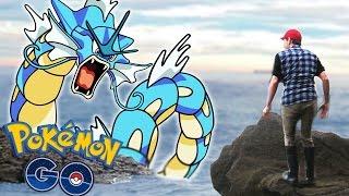 MOST DANGEROUS POKEMON GO HUNT! (Pokemon GO)