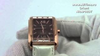 Женские японские наручные часы Orient NRAP003T(, 2013-09-09T15:26:07.000Z)