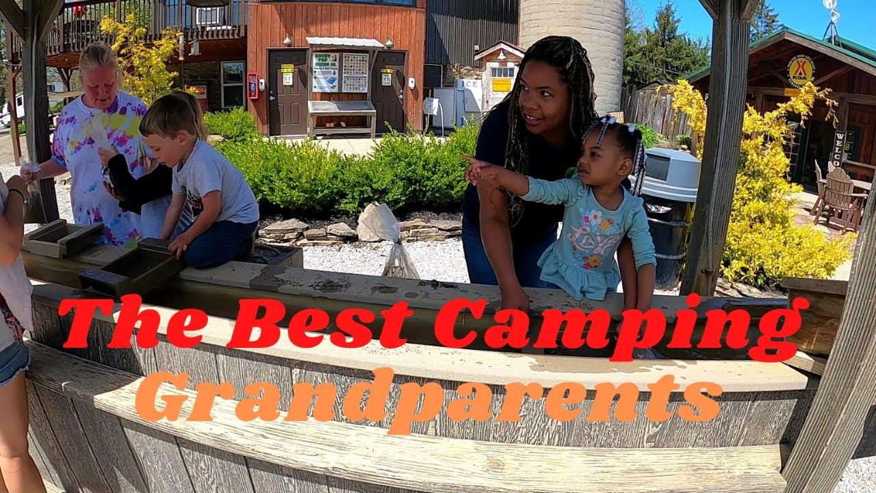 Thompson KOA / We Have Became Young Camping Grandparents #KOA