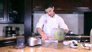 Raw Food Recipes: Key Lime Pie