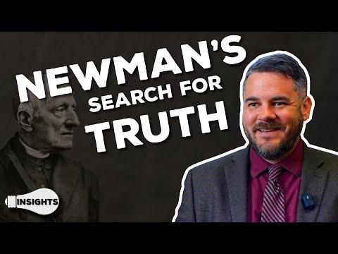 "Seeking Truth with John Henry Newman - Dr. Ryan ""Bud"" Marr"