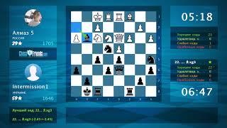 Каро-Канн. Размен exd5. Лёгкая игра для чёрных.