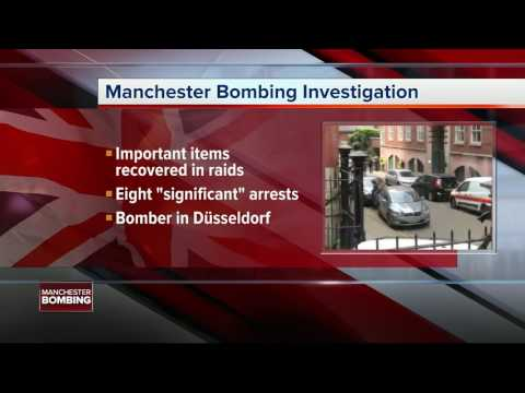 Officials warn about U.S. media leaks concerning Manchester bombing