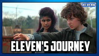 Stranger Things 2: Eleven's Journey (Ft. Season 2 Soundtrack)