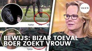 Bizar: zijn Steffi en Roel familie?