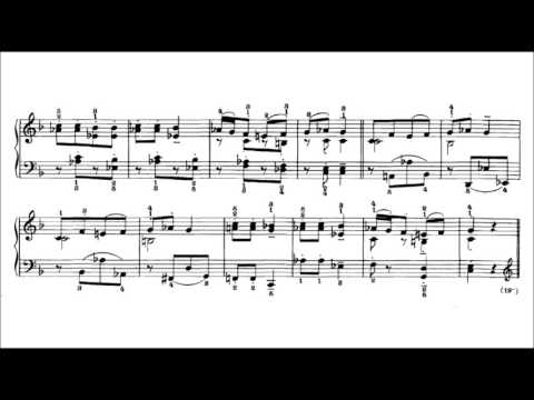 Bela Bartok - Romanian Christmas Carols (audio + sheet music)