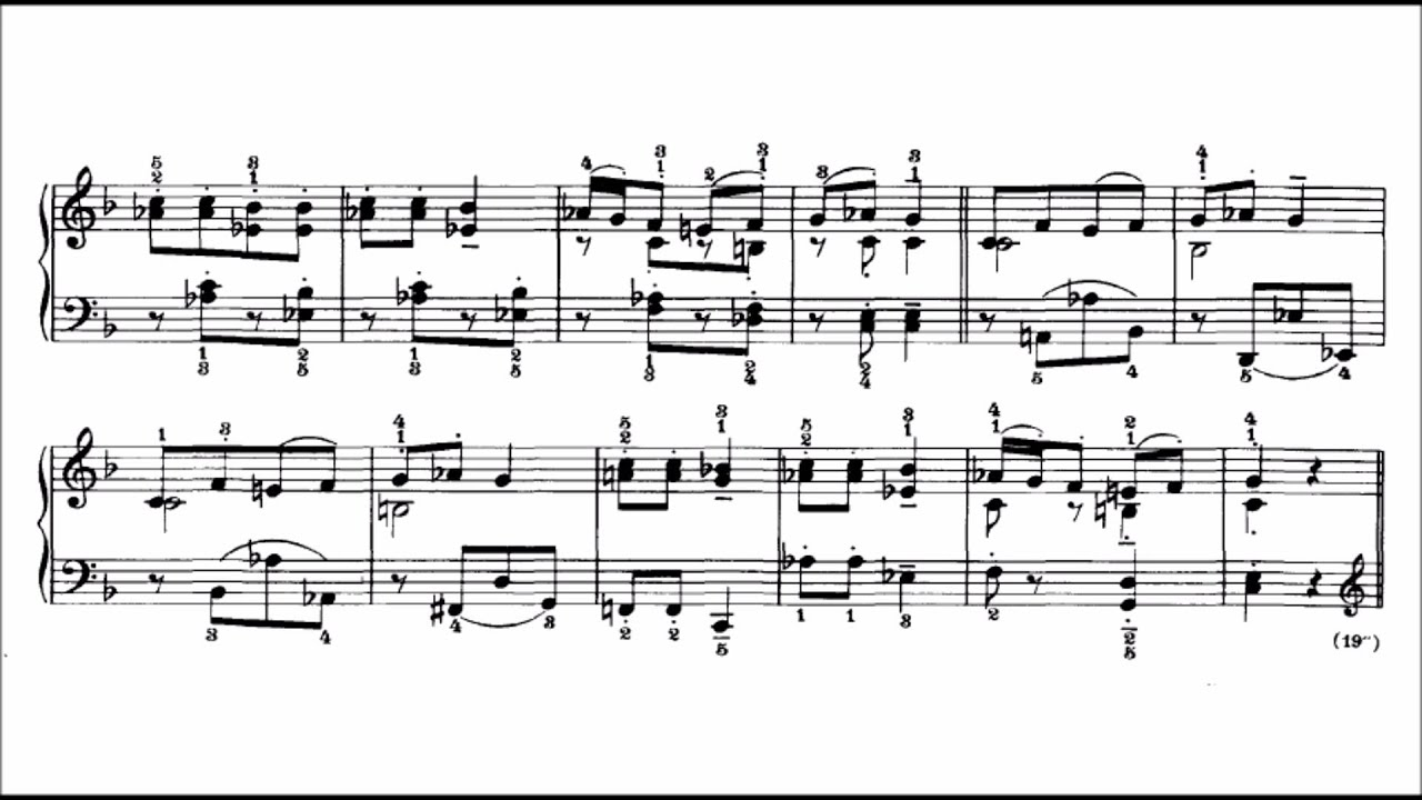 Bela Bartok - Romanian Christmas Carols (audio + sheet music) - YouTube