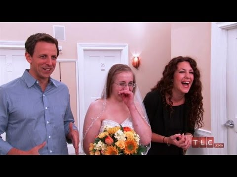 e5e5005db995f Seth Meyers Surprise | Say Yes to the Dress - YouTube