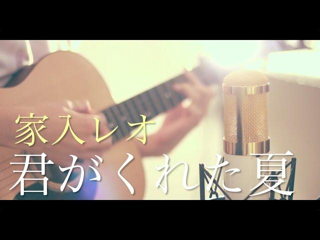 君がくれた夏 / 家入レオ (cover)