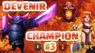 Devenir Champion episode 3, Master 1 à Champion | Clash Of ClansClash Of Clans Français