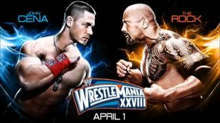 (HD) Wrestlemania 28 Official Theme song - Invincible + Download link