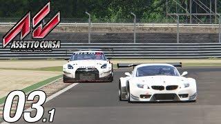 Sim Racing Journey - Part 3.1 - Nissan GT-R GT3 @ Monza (Assetto Corsa)
