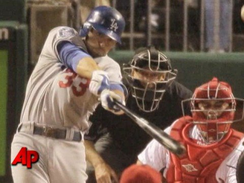 Utley, Burrell Homer As Phils Win Game 1