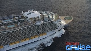 Pick a Cabin: Allure of the Seas Deck Plan Decoder