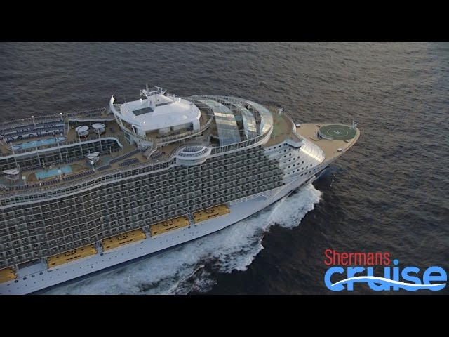 Pick A Cabin Allure Of The Seas Deck Plan Decoder Youtube