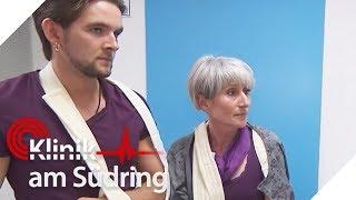 Etwas stimmt mit der Mutter nicht! Was verheimlicht sie der Familie? | Klinik am Südring | SAT.1 TV