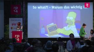 Repeat youtube video re:publica 2014 -