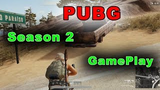 New PUBG Mobile Season 2 - Arcade Gameplay on PC - PUBG Mobile Game 2018