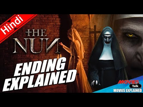 THE NUN Movie Ending Explained In Hindi