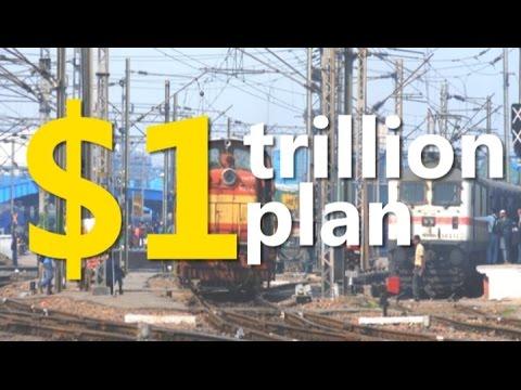 Narendra Modi's $1 trillion plan revives tax-free rail debt