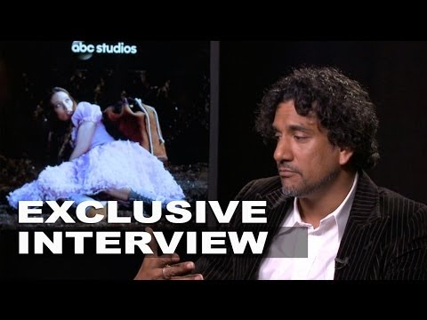 Once Upon a TIme in Wonderland: Naveen Andrews Exclusive Interview