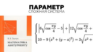 94. ПАРАМЕТРЫ Сочная задача из вступительных в МГУ