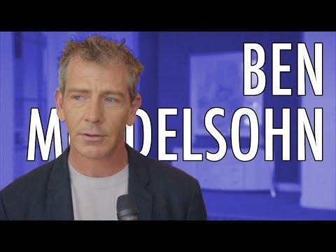 Best Career Advice Ever: Ben Mendelsohn