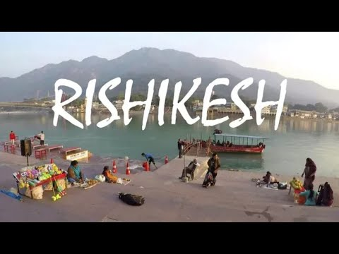 A Tour of Rishikesh, India, a Slum & the Ganges River