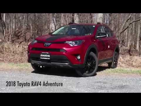Fitzgerald Toyota Gaithersburg   Features Of The Toyota RAV4 Adventure