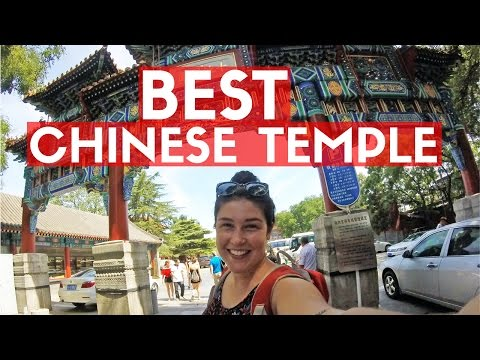 LAMA TEMPLE & A QUARTER LIFE CRISIS   Beijing Aug Vlog 28-29