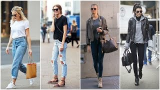 Best Easy to Wear Casual Outfit for women