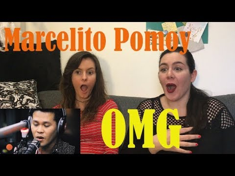 ITALIAN REACTION TO MARCELITO POMOY (The Prayer) | Celine Dion ft. Andrea Bocelli