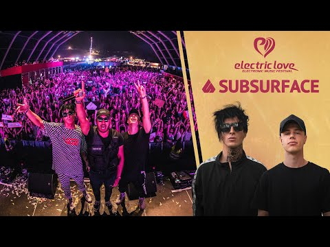 Electric Love Festival 2019 LIVE | Subsurface [Full Set]