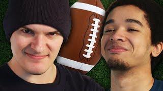 Tom Brady vs Russell Wilson Rap Battle - Patriots vs Seahawks: NFL Super Bowl 2015 - RichAlvarez