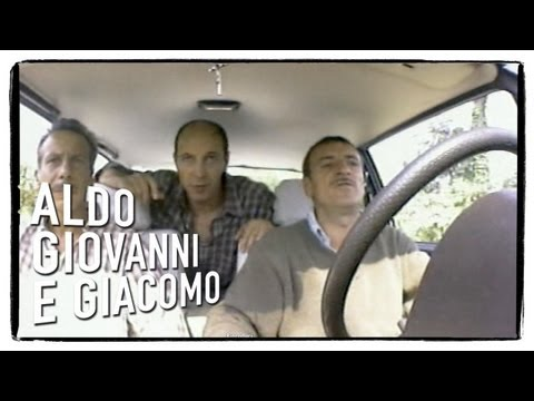 Le castagne - Tel chi el telun di Aldo Giovanni e Giacomo