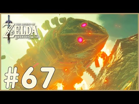 Zelda: Breath Of The Wild  Goron City 67