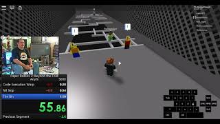 Paper Roblox 2 WR by Todd Rogers [1:16.37] *WR* (not clickbait)