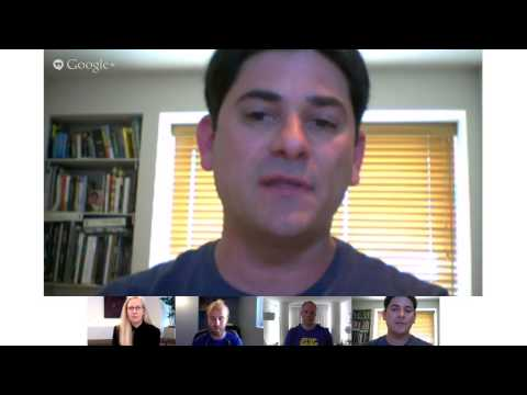 Lightroom on the Road Google Hangout