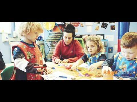 ParentZone, encourage parents to work in partnership with nurseries