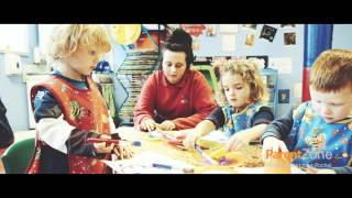 ParentZone, encourage parents to work in partnership with nurseries