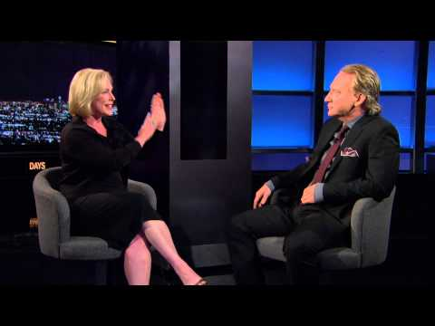Real Time with Bill Maher: Sen. Kirsten Gillibrand on Women in Government – Oct. 17, 2014 (HBO)