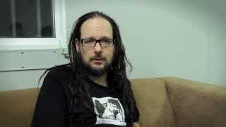 KORN Singapore Rock Festival GREETING VIDEO