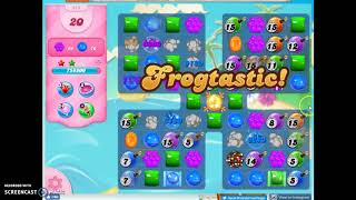 Candy Crush Level 615 Audio Talkthrough, 3 Stars 0 Boosters