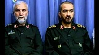 Seyed Ali Khamenei Meets Commanders of IRGC - July 4, 2011