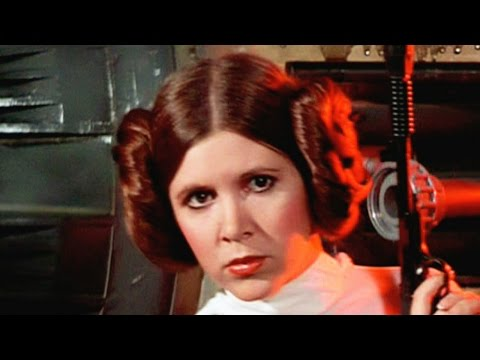 Carrie Fisher - Date with a Princess | full panel Star Wars Celebration 2015
