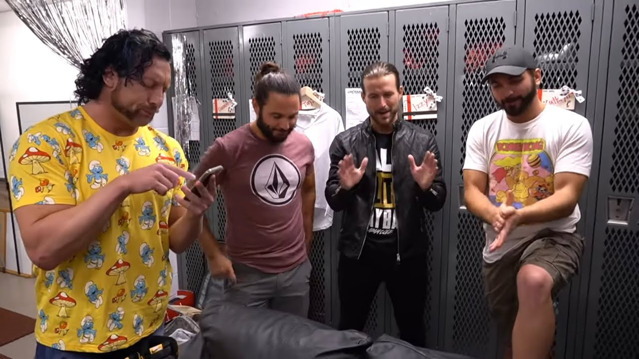 """""""Catching Up"""" - Being The Elite Ep. 273"""