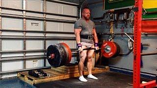 deadlift 675x5 715 lbs bench 445 lbs