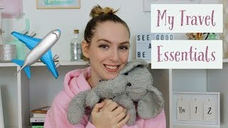 My Travel Essentials | Kate Comet