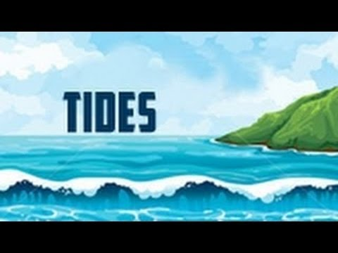 Tides - Learn About Tides And Factors Of Tidal Movement | Iken Edu